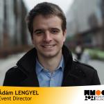Event Director Adam Lengyel