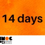 Only 14 days until entry deadline