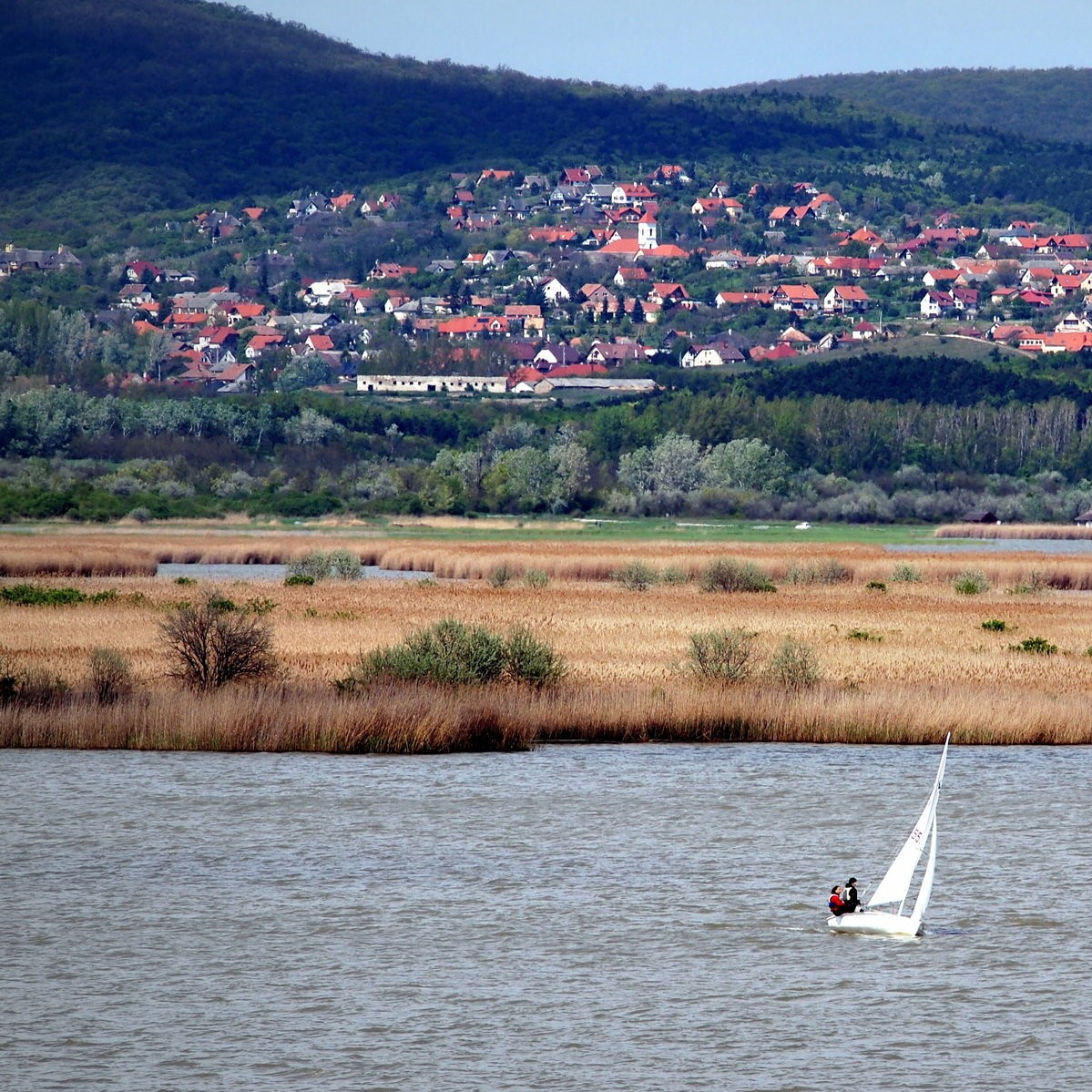 Magical Lake Velence