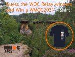WOC Relay Winners Giveaway