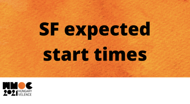 SF Expected Start Times